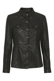 26 THE LEATHER SHIRT