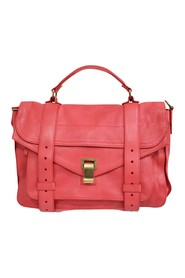 Small PS1 Leather Satchel