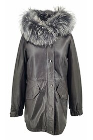 Tara Leather Jacket