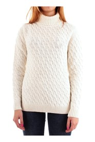 BARBOUR BAMAG0797 JERSEY Women WHITE