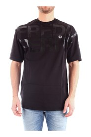 FRED PERRY M6516 T-SHIRT Men BLACK