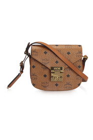 Mini Visetos Patricia Crossbody Bag