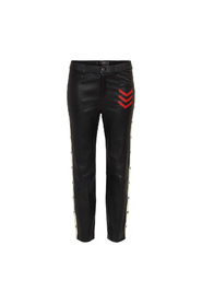 Hoxie Leather Pants - L