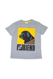 t-shirt with Friend print