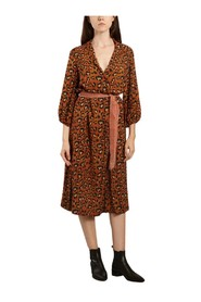 Armory leopard print dress
