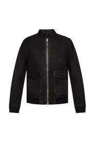 'Amhurst' leather jacket