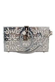 Plexi Crystal SICILY Clutch Purse