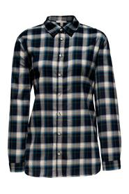 Woven bluse