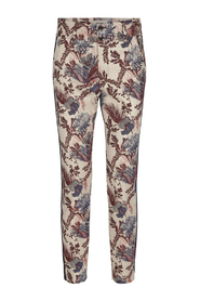 Tuxen Beaux Pants Wild Flower Plum #128581 342