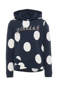 Sweatshirt dotted