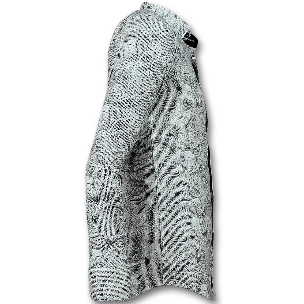White Italian shirts 3019   Tony Backer   Koszule na co dzień - Najnowsza zniżka JjoqC