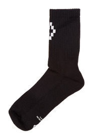 men's socks cross