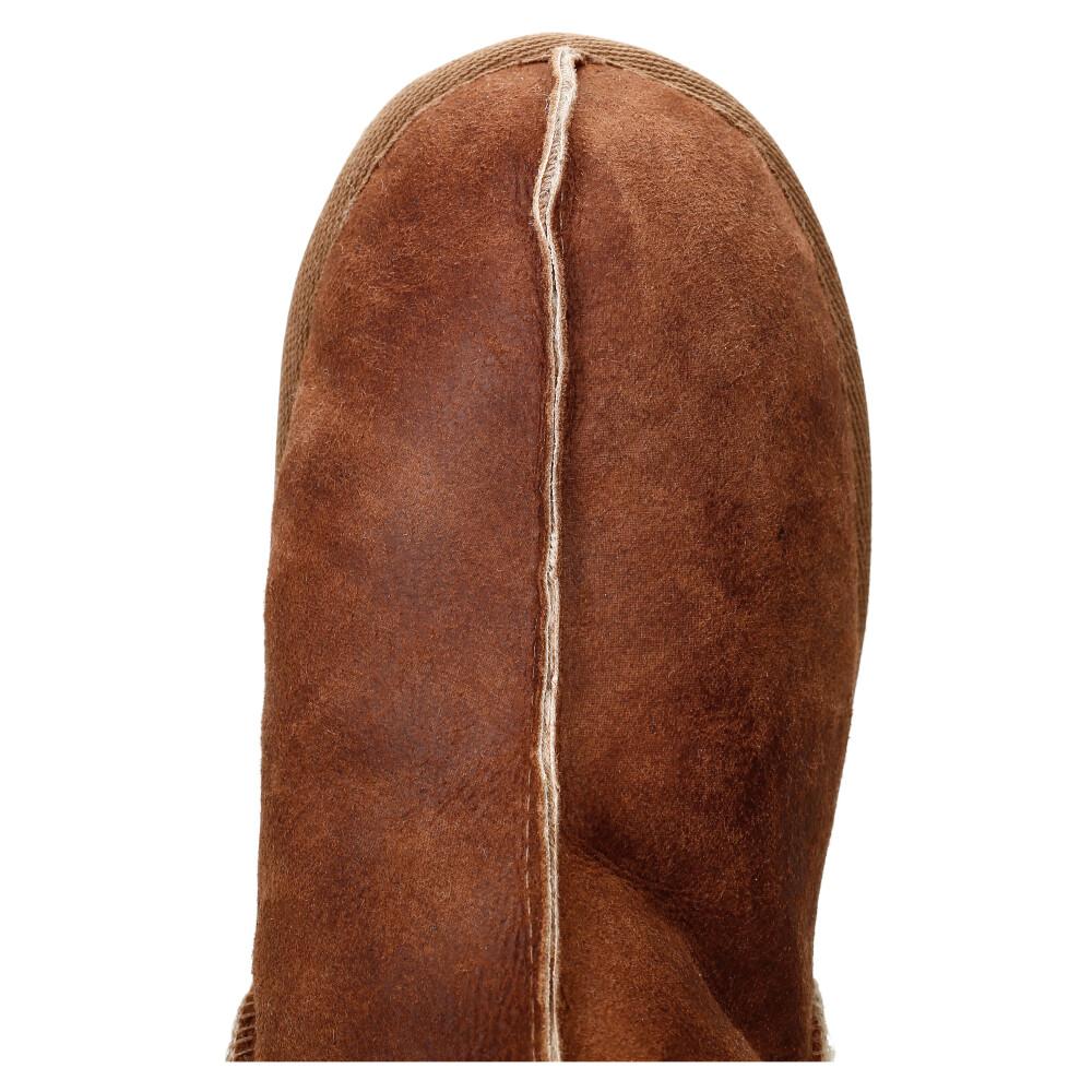 brown Annie 4048 Tøfler