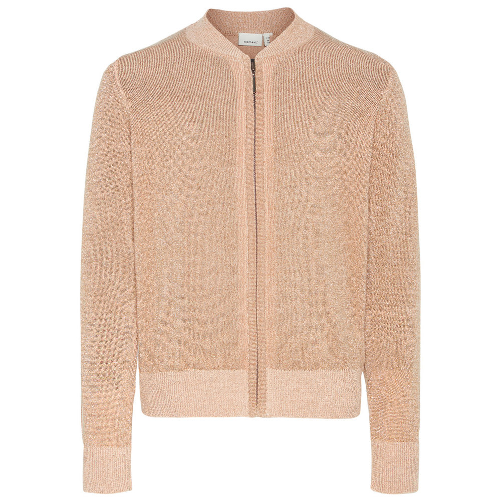 Knitted Cardigan glittery