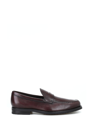 Leather formal loafers