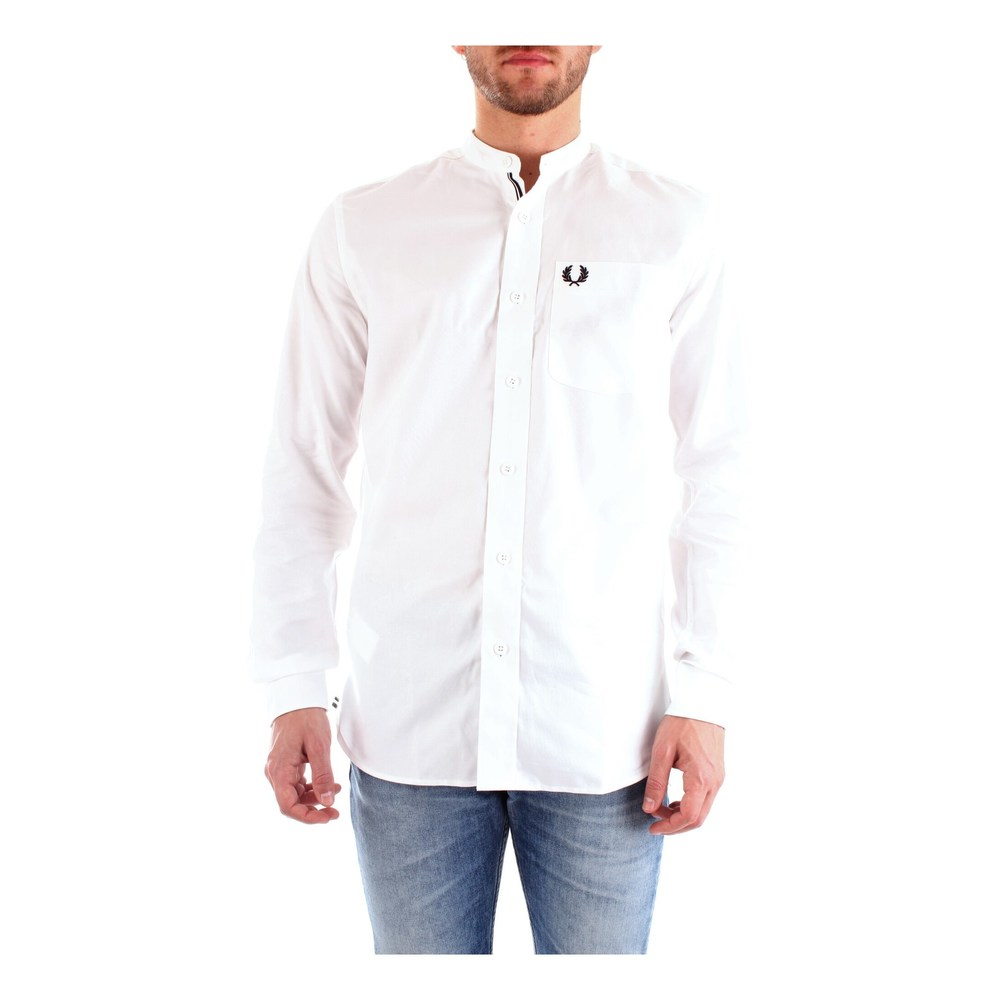 Fred Perry KENDRICK TIPPED WHITE 39 Mænd Sko Mode Casual