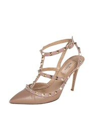 Pre-owned Pointed Toe Sandals