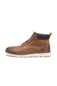 Brun Jack & Jones Jfwtubar Leather Brandy Sko