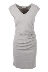 Lys grå Kaffe kjole
