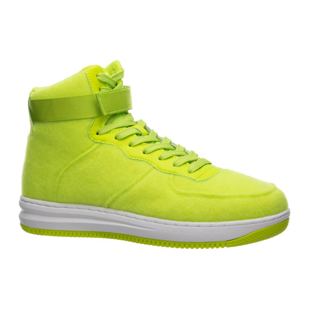 Yellow Heren schoenen high top trainers sneakers | Emporio ArHereni EA7 | Sneakers | Herenschoenen