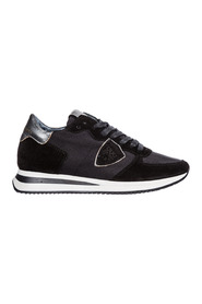 Suede trainers sneakers tropez