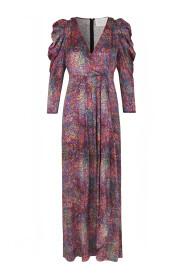 klänning Maxi Passion Silk 11724