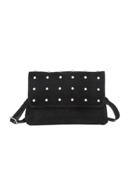 Agnes Black Catania Shoulder Bag