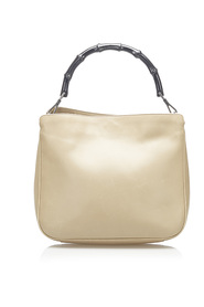 Bamboo Peggy Satchel Leather Calf