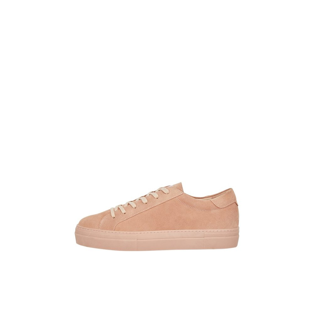 Sneakers Low Lace Suede