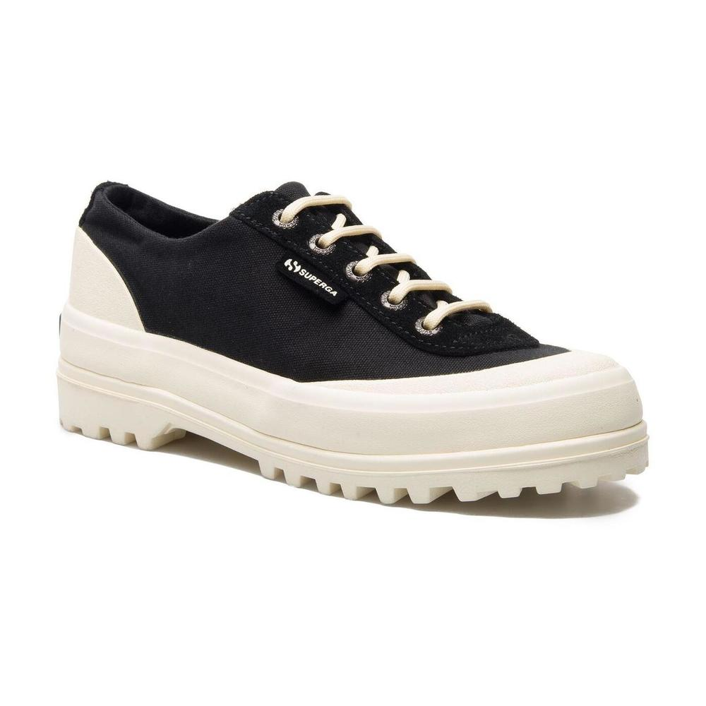 BLACK ALPINA LOW | Superga x Paura | Laarzen | Herenschoenen