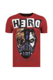 Hero Mask - Zomer T shirt Heren