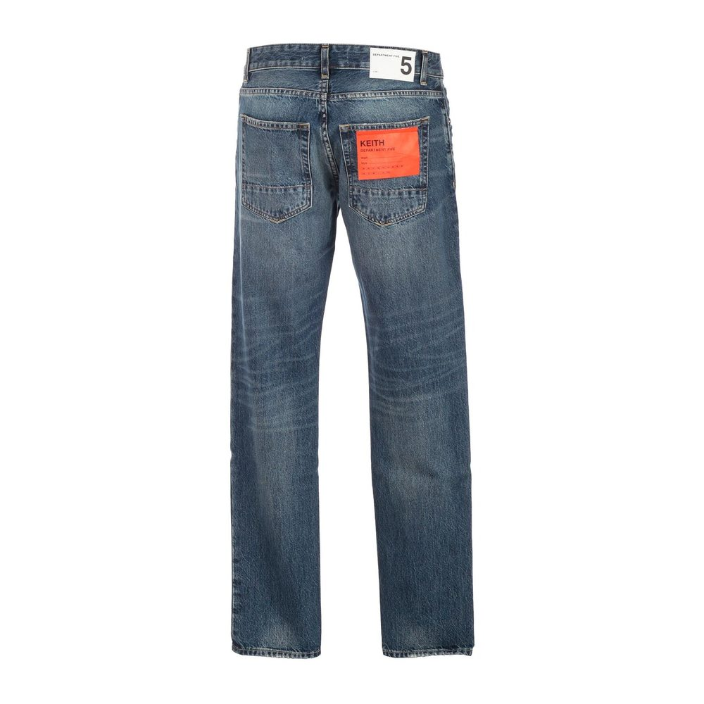 Blue JEANS KEITH STRAIGHT | DEPARTMENT FIVE | Jeansy regular fit