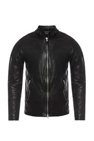 'Cora' leather jacket