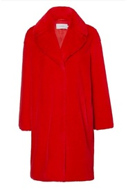 Stand Camille Coocon Coat Red