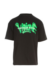 T-SHIRT WITH SPRAY