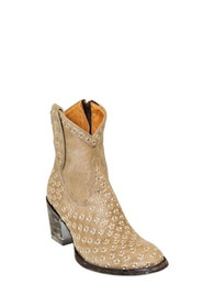 Mexicana boots lys beige