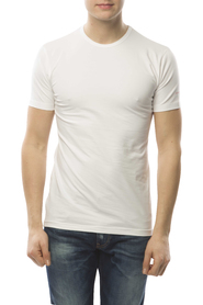 Claesens Basic T-Shirt Cl 1021 ( ronde hals) Two Packs