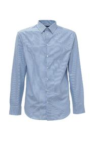 Shirt with Micro Pattern