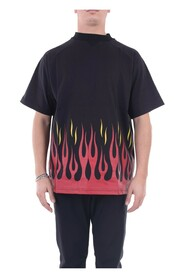 TSH06FLAMES Short sleeve t-shirt
