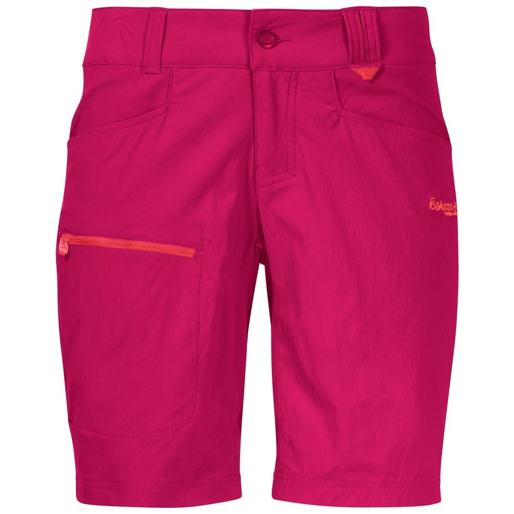 Bergans Utne Shorts Dame Bougainvillea/Strawberry