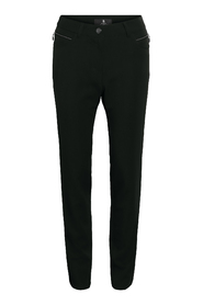Pants with zipper detail Madelaine