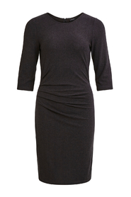 Vila Vinimas Detail Dress Svart