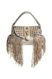 Medusa Fringe Shoulder Bag