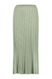 Maura jersey skirt long