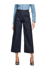 HIGH WIDE JEANS