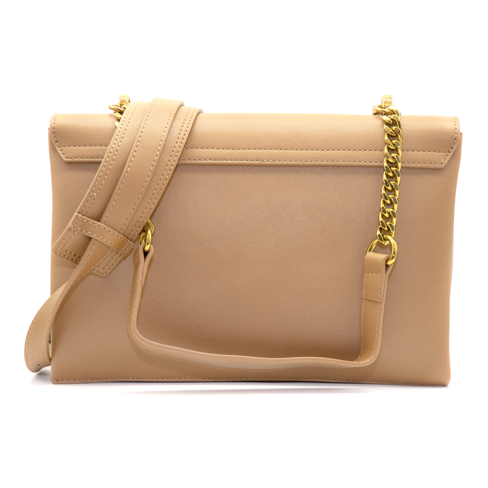 Beige Bag with shoulder strap | Love Moschino | Handtaschen | Damenaccessoires