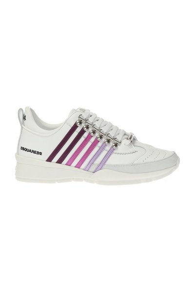 Dsquared2 White Sneakers 251 - Wit Ufqmzd3