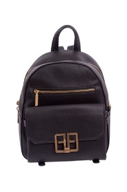 Solid color backpack - F120WB2001P00201