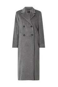 Parma Wool en Alpaca teddy Jas Coat