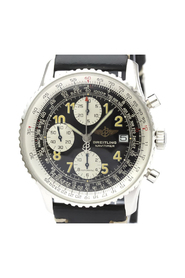 Old Navitimer Steel Automatic Watch A13022